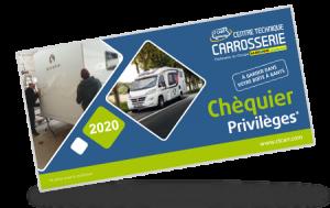 CTCARR - Offres Chéquier privilèges 2019-2020